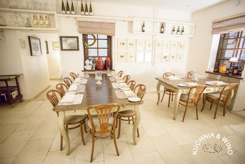 Restauracja Kuchnia I Wino Vincent Sztuka Wypoczynku